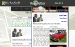 Ace Newsletter PRO System X8 (For Serif WebPlus X8)
