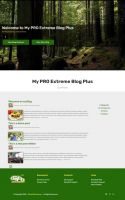 Mobirise V4 ENGLISH Blog EXTREME PLUS PROFESSIONAL System Template for v4.11.4 or later from RichoSoft Squared