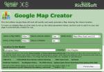 Google Map Creator PLUS for WebPlus X7
