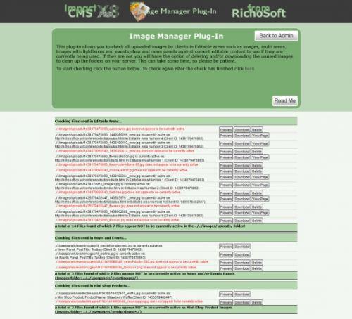 Impact CMS PRO/PRO+ Image Manager PlugIn X7 (for WebPlus X7)